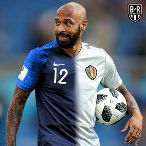 Thierry Henry, France ou Belgique ?