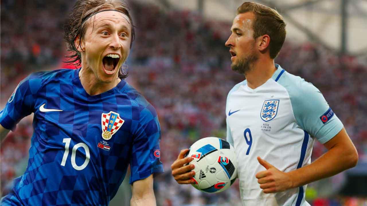 Image Result For Inglaterra V S Croacia En Vivo Quarter Final