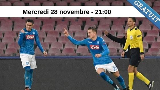 Pronostic Naples étoile Rouge Belgrade Ligue Des