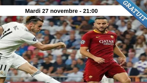 Pronostic AS Roma - Real Madrid