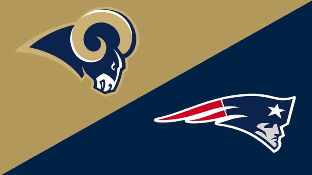New England Patriots – Los Angeles Rams
