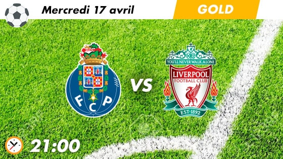 pronostic Porto - Liverpool