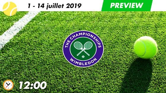 Preview Wimbledon
