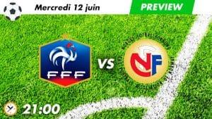 pronostic France - Norvège