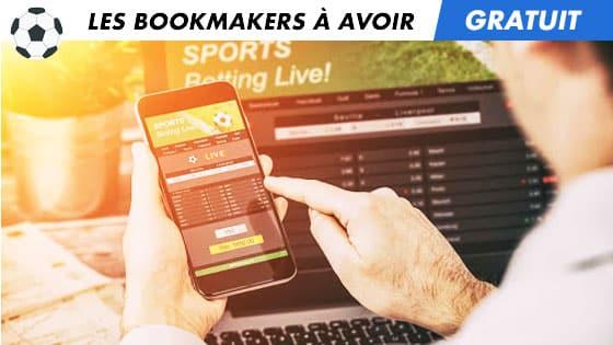 Nos conseils sur les bookmakers à avoir